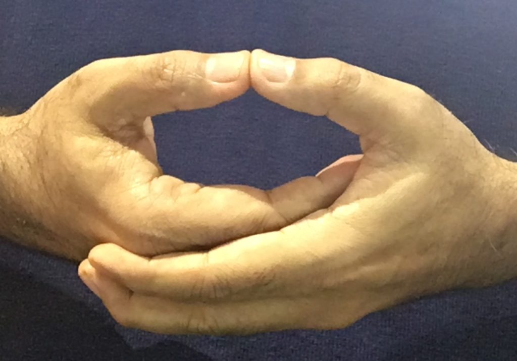 Mudras for Relaxation
