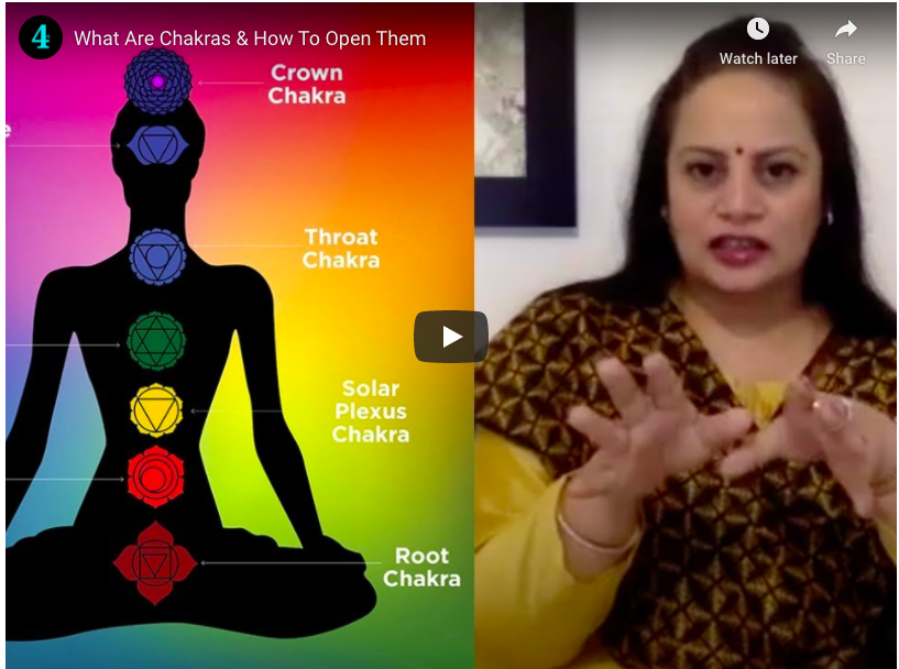 What Are Chakras & How To Open Them